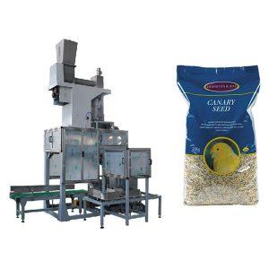 20kg թթվային Open Oral Bagging & Bag Լցնում Կշեռքներ Ավտոմատ Grain Մեծ Պայուսակներ փաթեթավորում մեքենա