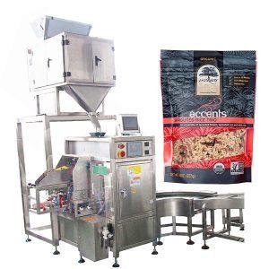 Ավտոմատ լցնում եւ կնքումը մեքենա սուրճի փոշու համար