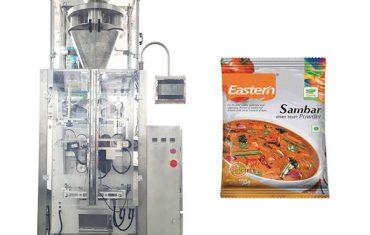 հավի էությունը համեմունքի փոշի փաթեթավորման մեքենա