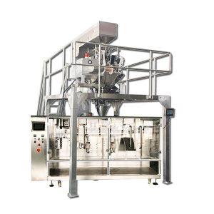 Ավտոմատ հորիզոնական պատրաստված խեցեգործական փաթեթավորման մեքենա