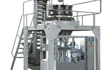 հատիկավոր քաշով ներկառուցված տոպրակի պտտվող փաթեթավորող մեքենա