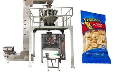 ավտոմատ խորտիկ սնունդ փաթեթավորման մեքենա
