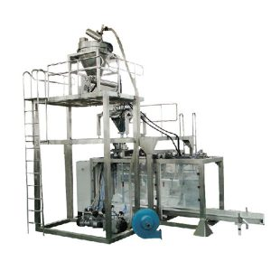 Big Bag Ավտոմատ Powder Քաշով լցնում մեքենա Կաթ փոշի փաթեթավորման մեքենա