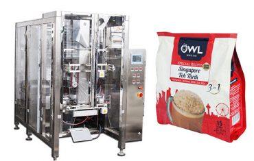 degassing փական ավտոմատ սուրճի փոշի փաթեթավորման մեքենա