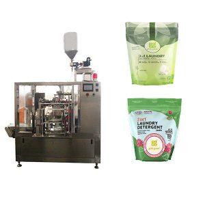 ՌՈՏԱՐԻ Լվացքի լվացքի հեղուկ բակերի փաթեթավորման մեքենա