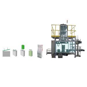 Միջնակարգ փաթեթավորվող պայուսակ Պոլիէթիլենային տոպրակների փաթեթավորման մեքենա