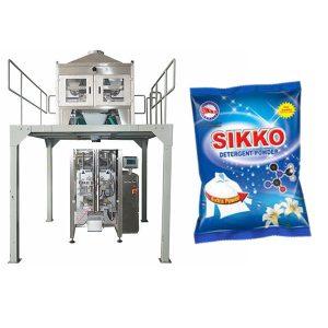 Լվացքի փոշի փաթեթավորման մեքենա