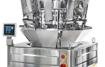 zm10d16 multihead Weigher փաթեթավորման մեքենա