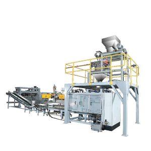 ZTCP-50P ավտոմատ հյուսված տոպրակի փաթեթավորում մեքենա փոշի համար