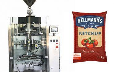500 գ-2 կգ ketchup sauces փաթեթավորման մեքենա