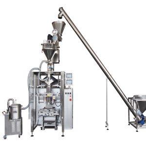 փոշի փաթեթավորման մեքենա, միանգամյա լցոնիչով